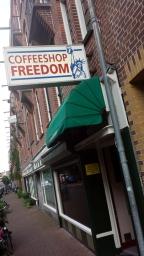 Coffeshop Freedom