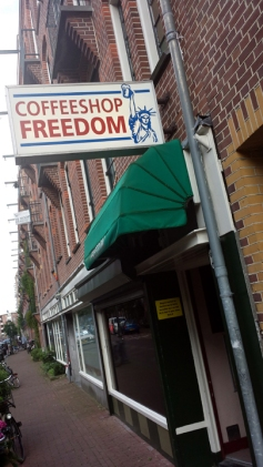 Coffeshop Freedom