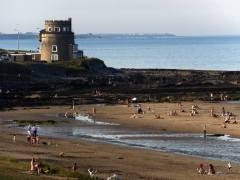 Martello Tower, Portmarnock, Co. Dublin, Ireland