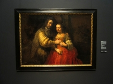 Rembrandt, The Jewish Bride, 1662.