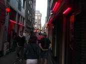 Prostitute's windows in De Wallen