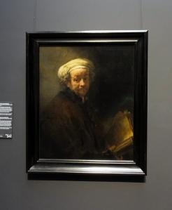 Rembrandt self portrait--DSCF6810