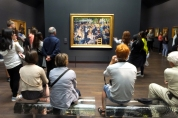 The Orsay, and the Orengerie, are where one finds many of the most iconic Impressionist treasures.