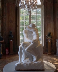 We also found the visit to the Rodin museum a delight...