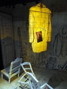 Honfleur's <em>Les Maisons Satie</em> pays tribute to avant-garde musician and composer Erik Satie. He was born in Honfleur in 1866.