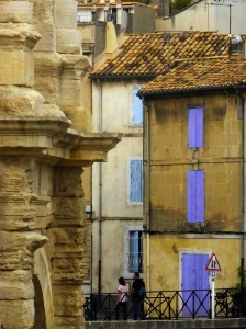 Parts of Arles look as they must have looked since the Middle Ages. But its history goes back much further than that.