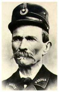 Ferdinand Cheval was a hardworking, rural postman who lived from 1836 to 1924. (Photo by unknown, licensed under Public Domain via Wikimedia Commons.)
