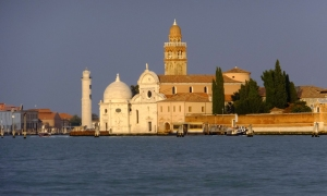 Exotic buildings and monuments seem to line every waterfront. The entire city is a UNESCO World Heritage Site.