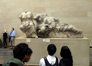 This museum houses many of the world's most amazing treasures...