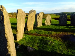 Unlike Stonehenge in England, this ancient site is left open and unattended all the time. It is remarkable that it has stood, undisturbed, for more than 3,000 years. This is not unusual in Ireland. Vandalism and theft are quite rare at ruins and ancient sites.