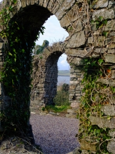 Ruins, named and unnamed, are numerous and quite accessible all over Ireland.