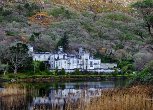 Kylemore Abbey and its large walled Victorian gardens are now open for public tours.
