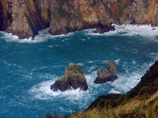 Slieve League is indeed a spectacular sight to see.