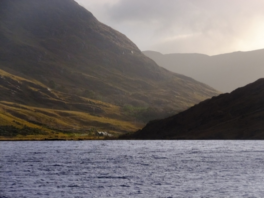"""According to local tradition, up to 400 people may have perished between Louisburgh and Delphi; many of them so light and weak that they were blown into the lake by the strong wind. Corpses were found by the roadside, some of them with grass in their mouths from one last futile attempt at nourishment."" (NewStatesman, May 7, 2009)"