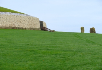 It becomes apparent that Newgrange is much more than a pile of dirt.