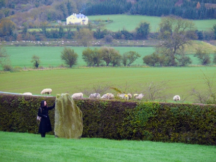 After the tour, visitors are given time to wander the grounds, touch the ancient standing stones, and soak it all in.