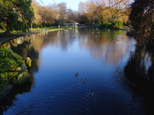 St. Stephen's Green is one of the world's great urban parks, an oasis of natural beauty in the heart of Dublin.