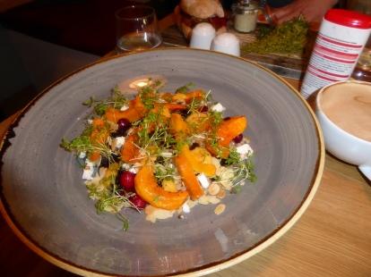 salad at Timeless--P1020267